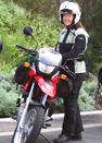 Moto Mom Kathy Maxwell
