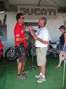 Steve Allen, Museo Ducati